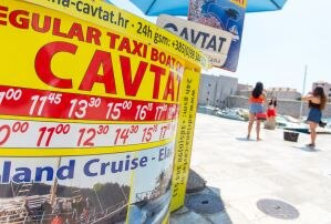 Jump on a boat to Cavtat and Lokrum island
