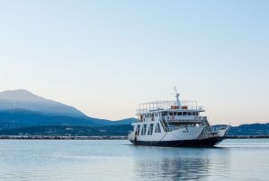 Catch the ferry to Argostoli
