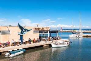 Harbourside restaurants