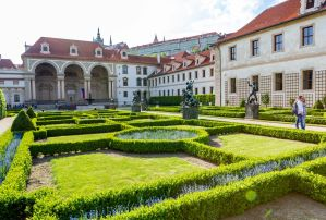 Wallenstein Palace & Gardens