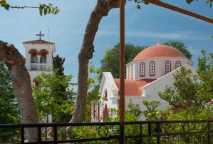 Church of Agios Spiridonas