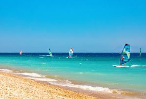 Windsurfing and water sports