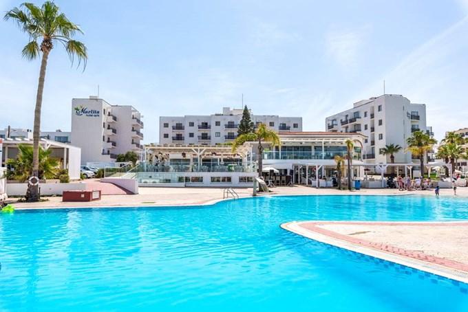 Hotel Marlita Beach Hotel Apts 4 (Protaras, Kıbrıs)