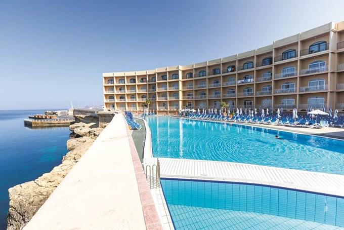 Paradise Bay Resort Hotel - Mellieha Hotels | Jet2holidays
