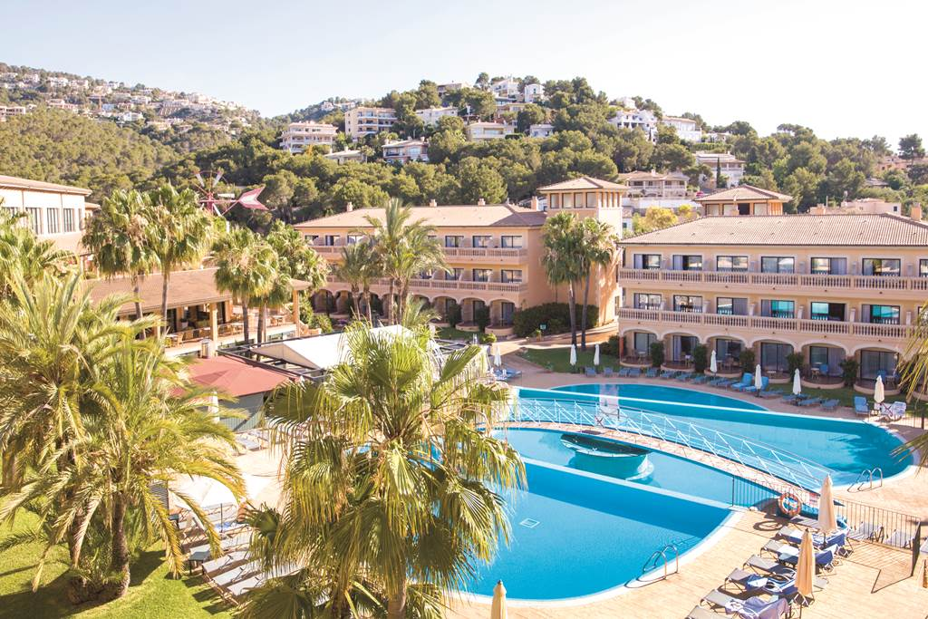 Mon Port Hotel And Spa Puerto De Andratx