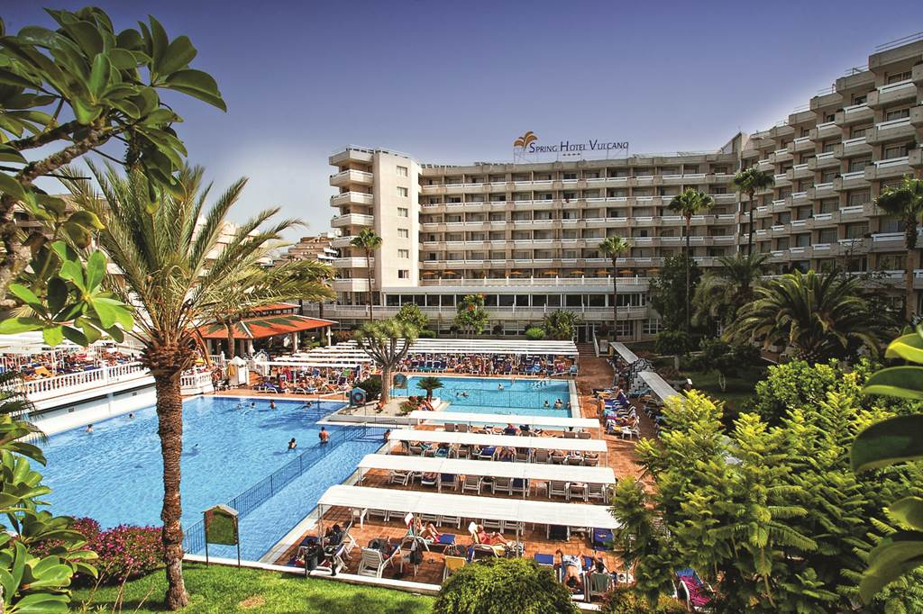 Holidays To Vulcano Hotel Tenerife