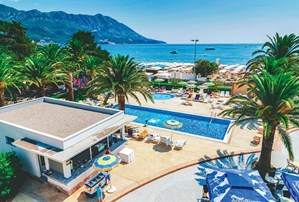 Montenegro Beach Resort.