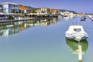Day trip to Lefkas Town
